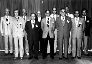 1979-80 OAWA Board of Directors