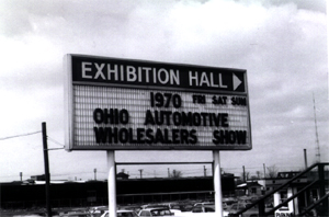 1970 OAWA Exhibtors Show- Vets Memorial ColumbusOH